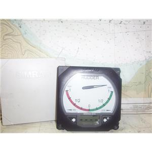 Boaters' Resale Shop of TX 1905 0742.11 SIMRAD IS15 RUDDER POSTION DISPLAY