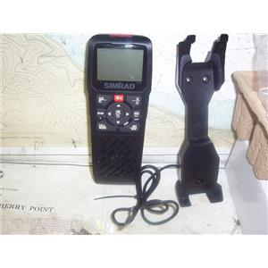 Boaters' Resale Shop of TX 1905 0742.15 SIMRAD HS35 WIRELESS HANDSET FOR VHF