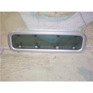 "Boaters' Resale Shop of TX 1905 0742.17 LEWMAR PORTLIGHT W/ 4.75"" x 22"" CUT-OUT"