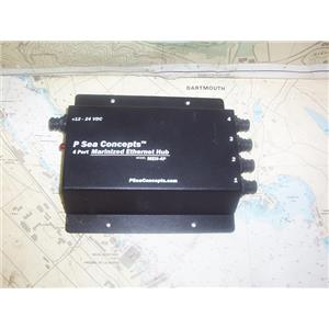 Boaters' Resale Shop of TX 1903 1725.87 P SEA CONCEPTS MEH-4P ETHERNET HUB