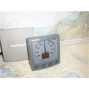 Boaters Resale Shop of TX 1905 2252.31 RAYTHEON ST60 WIND DISPLAY A22012 ONLY