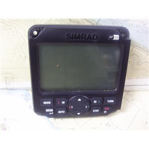 Boaters' Resale Shop of TX 1905 2274.14 SIMRAD AP24 AUTOPILOT DISPLAY ONLY