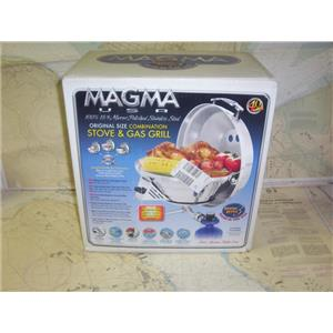 "Boaters' Resale Shop of TX 1904 5127.01 MAGMA 15"" MARINE KETTLE 3 PROPANE GRILL"