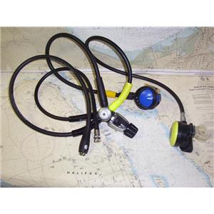 Boaters' Resale Shop of TX 1906 0254.34 OCEANIC SCUBAPRO REGULATOR DUAL OCTYPUS