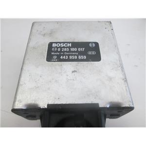 Audi airbag accumulator 443929659 0285100017