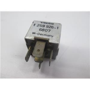 Volvo relay 1259926