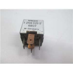Volvo relay 1259925
