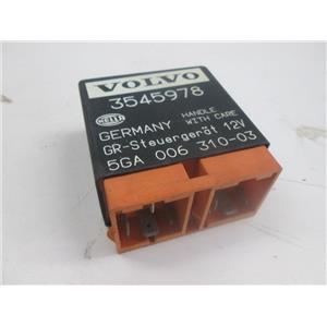 Volvo relay 3545978