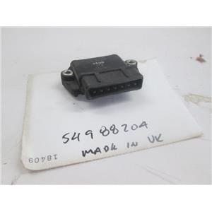 Jaguar ignition control module 54988204