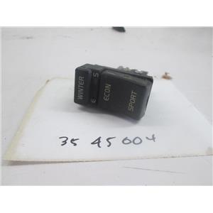 Volvo driving mode switch 3545004