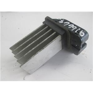 Volvo blower motor resistor 9166694