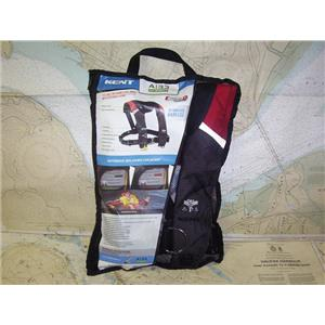 Boaters' Resale Shop of TX 1906 0722.11 KENT A-33 AUTO INFLATABLE LIFE JACKET