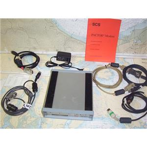 Boaters' Resale Shop of TX 1906 0722.32 SCS PTC-IIPRO PACTOR MODEM & CABLES