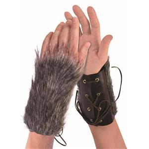 Viking Wrist Guards Warrior Cuffs Costume Accessories