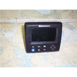 Boaters' Resale Shop of TX 1906 1522.01 MATSUTEC HP-33A AIS TRANSPONDER DISPLAY