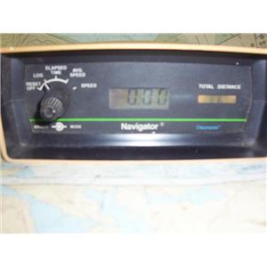 Boaters' Resale Shop of TX 1904 5125.04 DATAMARINE 3200 SPEED/LOG DISPLAY ONLY