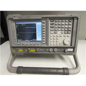 Agilent E4407B Spectrum Analyzer, 9 kHz to 26.5 GHz Opt 1DS, 1DR, 1D5, B75