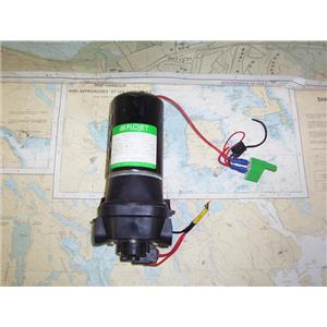 Boaters' Resale Shop of TX 1904 1457.14 FLOJET 4325-143 WASHDOWN PUMP 12 VOLTS