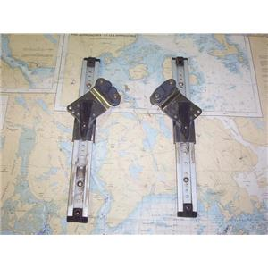 Boaters' Resale Shop of TX 1905 2422.11 LASER II JIB TRACK SET ASSEMBLY