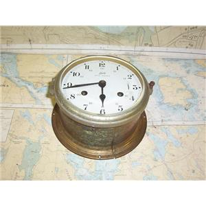 Boaters' Resale Shop of TX 1803 2272.01 SCHATZ ROYAL MARINER SHIPS CLOCK