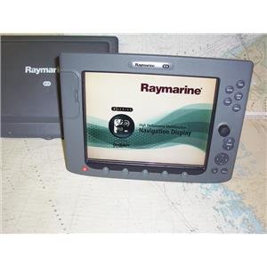 Boaters' Resale Shop of TX 1907 0745.17 RAYMARINE CLASSIC E120 MULTI NAV DISPLAY