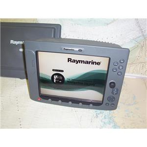 Boaters' Resale Shop of TX 1907 0745.21 RAYMARINE CLASSIC E120 MULTI NAV DISPLAY