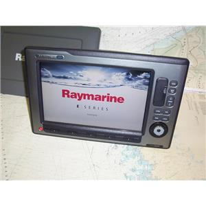 Boaters Resale Shop of TX 1907 0745.12 RAYMARINE E120W HYBRIDTOUCH DISPLAY ONLY