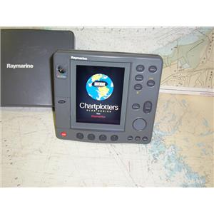 Boaters Resale Shop of TX 1907 0745.05 RAYMARINE RC530 GPS/PLOTTER DISPLAY ONLY
