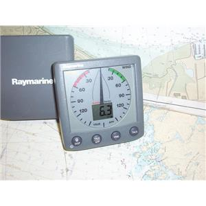Boaters' Resale Shop of TX 1907 0745.35 RAYMARINE ST60+ WIND DISPLAY A22005-P