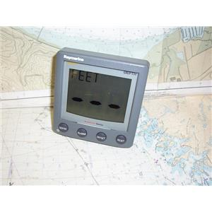 Boaters' Resale Shop of TX 1907 0745.37 RAYMARINE ST60+ DEPTH DISPLAY A22002-P