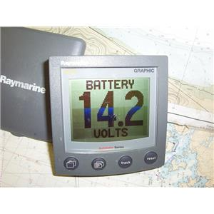 Boaters' Resale Shop of TX 1907 0745.65 RAYMARINE ST60 GRAPHIC DISPLAY E22075
