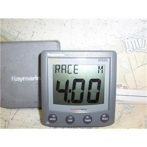 Boaters Resale Shop of TX 1907 0745.64 RAYMARINE ST60+ SPEED DISPLAY A22009-P