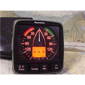 Boaters' Resale Shop of TX 1907 0745.77 RAYMARINE WIND SPEED & DIRECTION DISPLAY