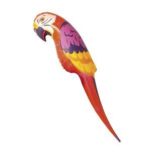 Inflatable Parrot Party Decoration Prop