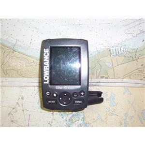 Boaters' Resale Shop of TX 1803 2252.25 LOWRANCE ELITE-4 DSI DISPLAY & MOUNT