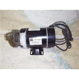 Boaters' Resale Shop of TX 1907 1155.04 SCOT MOTORPUMP 67-P100 BRONZE 115V PUMP