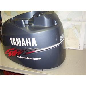 Boaters' Resale Shop Of TX 1709 1227.02 YAMAHA 200 HP OUTBOARD MOTOR COWLING
