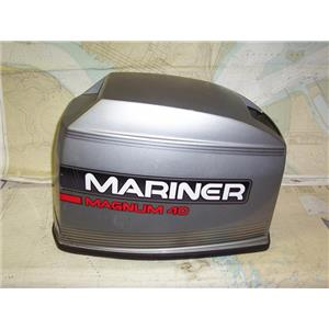 Boaters' Resale Shop Of TX 1207 0601.16 MARINER 40 HP OUTBOARD MOTOR COWLING