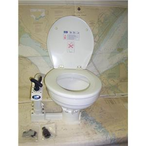 Boaters' Resale Shop of TX 1907 1755.15 JABSCO MANUAL TOILET