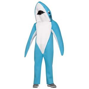 Fun World Blue Shark Adult Costume