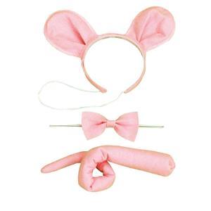 Pig Piggy Costume Accessory Kit