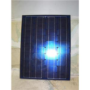 "Boaters' Resale Shop of TX 1907 2251.01 SOLAR PANEL 1.25"" D x 26"" W x 34"" H"