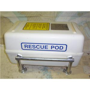 Boaters' Resale Shop of TX 1907 2741.11 SWITLIK RESCUE POD RAFT CASE & HOLDER