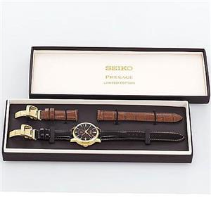 """Seiko SRPD36 Mans Limited Edition Automatic """"Cocktail"""" Watch w/2 Leather Straps"""