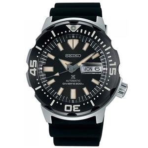 """Seiko SRPD27 Automatic Divers Watch """"The Monster"""" All Steel Scuba Watch. Mans"""
