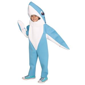 Baby Shark Child Fish Costume