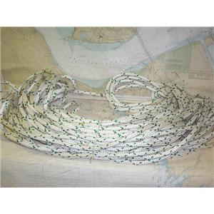 """Boaters' Resale Shop of TX 1812 1545.85 LINE 199 FEET OF 9/16"""" BRAID"""