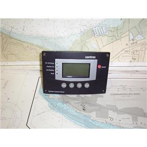 Boaters' Resale Shop of TX 1907 1757.07 XANTREX 809-0921 SYSTEM CONTROL PANEL