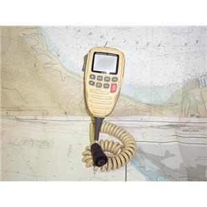 Boaters' Resale Shop of TX 1907 2747.02 STANDARD HORIZON CMP25W RAM+ MICROPHONE