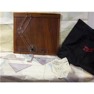 Boaters' Resale Shop of TX 1906 1454.67 WEEMS & PLATH CHARTKIT PLOTTER KIT